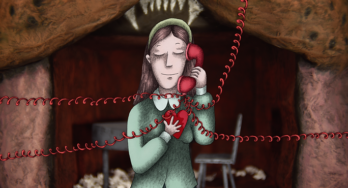 Zelma_Red_Phones.png