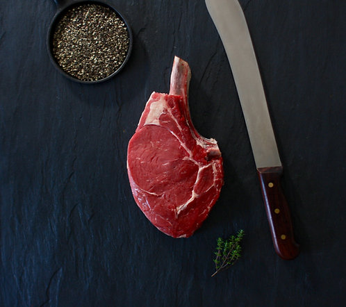 BLACK LABEL Tomahawk Steak