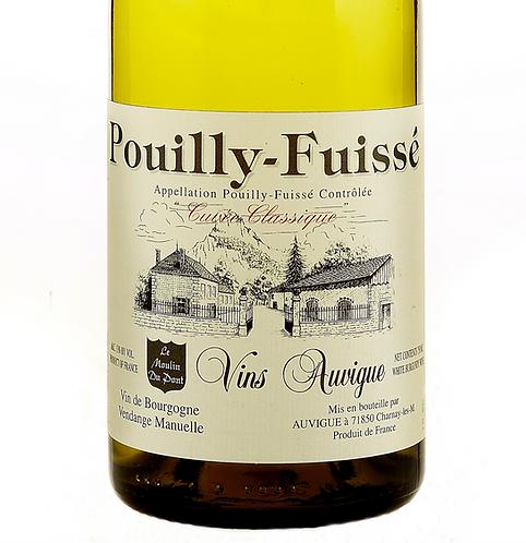 Pouilly-Fuisse Vieilles Vignes Maison Auvigue