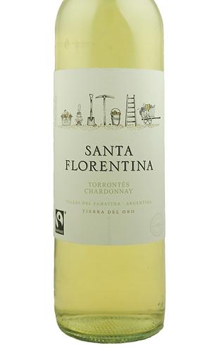 Santa Florentina Organic Torrontes Chardonnay Fairtrade