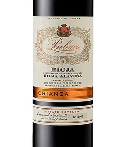 Belezos Rioja Crianza Bodegas Zugober