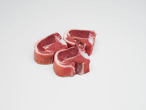PGI Welsh Lamb T-bone Chops
