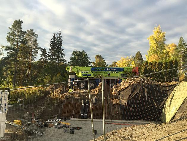 Opprinnelig GARASJE NESØYA | CC Betong AS - betongentreprenør - gulventreprenør SM-11