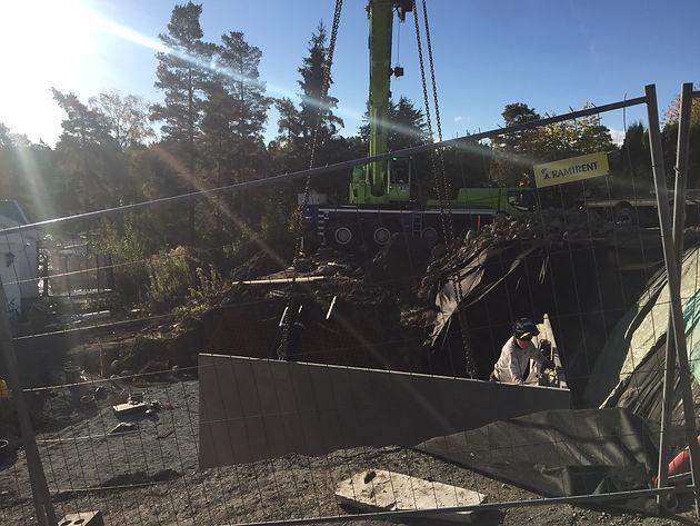 Ultra GARASJE NESØYA | CC Betong AS - betongentreprenør - gulventreprenør KD-67