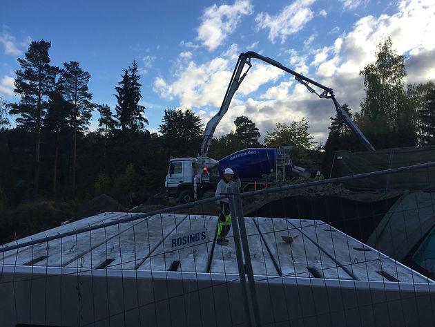 Opprinnelig GARASJE NESØYA | CC Betong AS - betongentreprenør - gulventreprenør MB-46