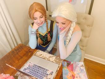 Ice Sisters Virtual