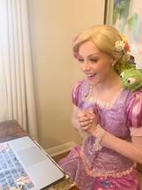 Rapunzel Virtual