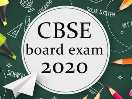 CBSE Exams 2020 : MHRD looks at 3 options, cancelling remaining examination also possible