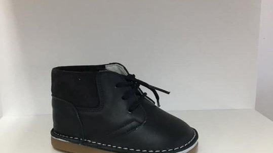 Boys lace ankle boots