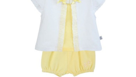 Girls Cotton pant & top set