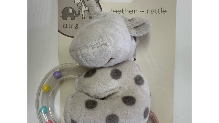 Teether/Rattle
