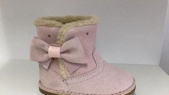 Gem suede boots