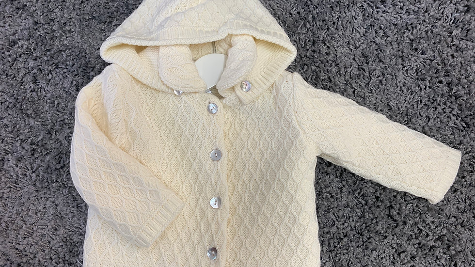 Alex knitted jacket/cardigan