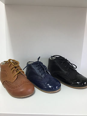 Antonio Ankle lace boot