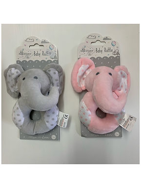 Elephant Rattles