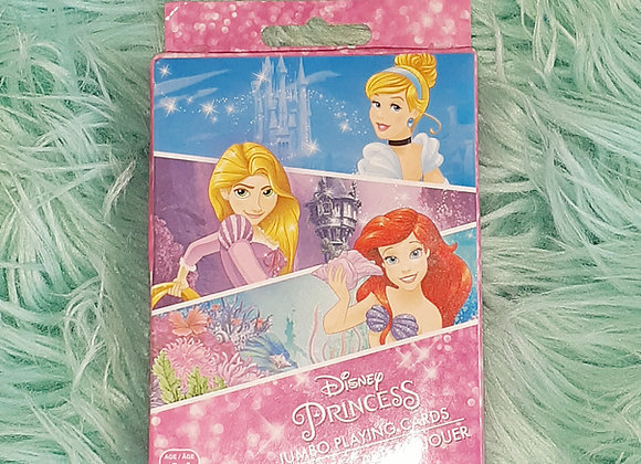Princess Jumbo Playing Cards