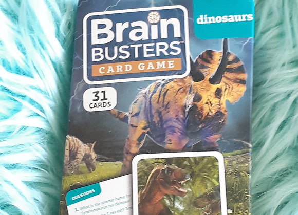 Brain Busters Card Game