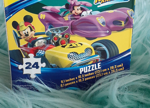 Mickey Puzzle in a Box