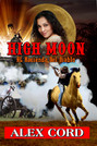 """Top Western Book Cover Designer Kevin Diamond Discusses Working On Alex Cord's """"High Moon"""" Bestselle"""