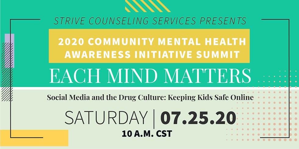 Social Media and the Drug Culture: Keeping Kids Safe Online (1)