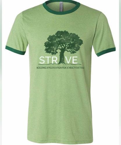 """Strive """" Adult"""" Vintage T-Shirt"""