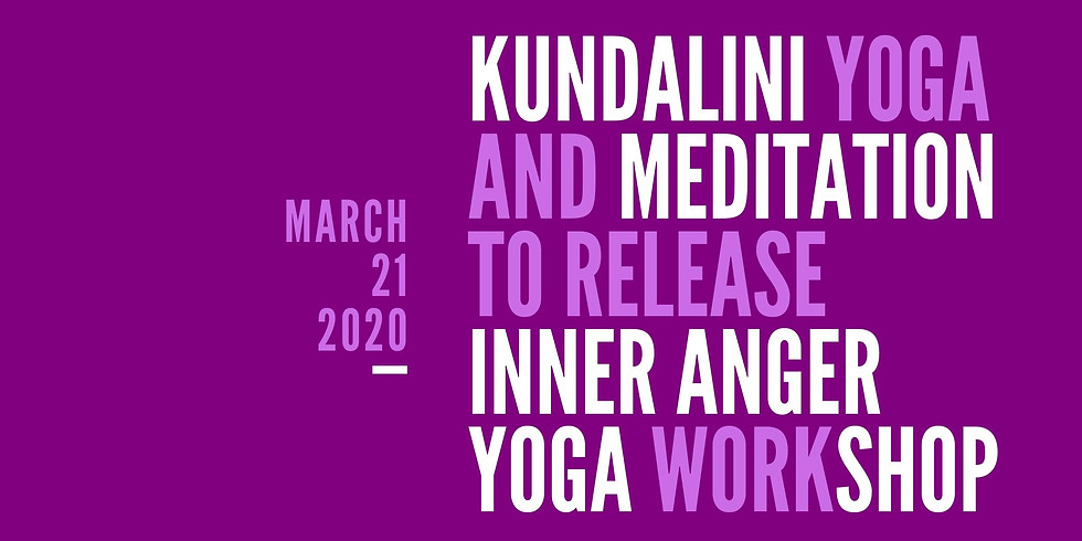 """Strive Counseling Hosts """"Kundalini Yoga and Meditation to Release Inner Anger"""" with Gillian Shapiro."""