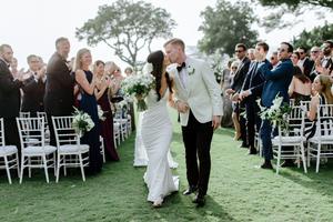 Wedding Ceremony Mauna Kea Hotel Big Island | Inspiration Events Hawaii | Hawaii Event Rentals