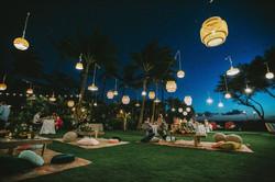 Hawaii Luau Wedding