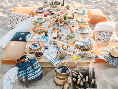 Boho Beach Chic | 4th of July Party