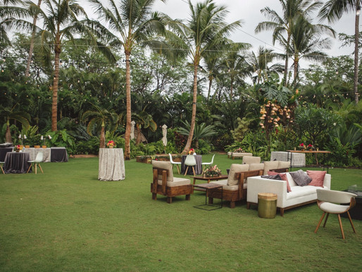 Tropical Lu'au at Four Seasons Resorts Lanai