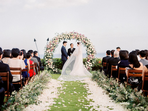 Destination Wedding Lanai