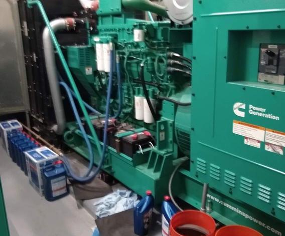 For Sale 800kw Cummins Diesel Generator