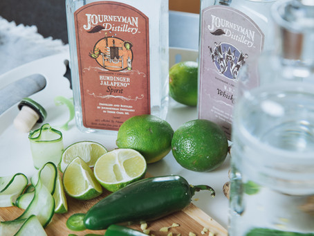 Spicy Keto Cocktail | Heat of the Night