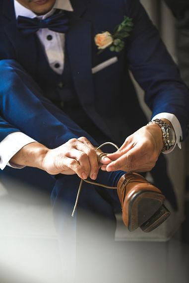 Chicago Wedding Planner | Frwd Style | Franklin J.