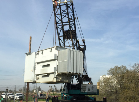 Complete Decommission and Demolition of 40mw Cogeneration Power Plant