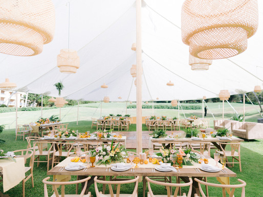 Must-Have Rentals for Your Hawaii Destination Wedding