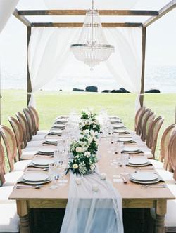 Hawaii Wedding Reception