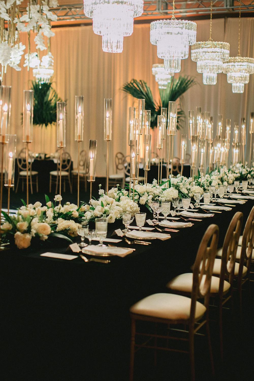 Art Deco Wedding at Four Seasons Resorts Lanai