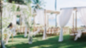 Custom Wedding Canopy | Inspiration Events Hawaii