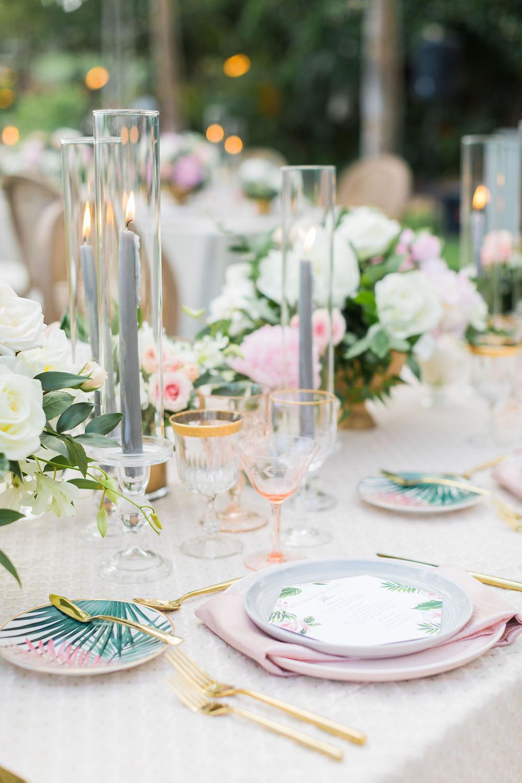 Hawaii Event Rentals | Four Seasons Lanai Wedding | Inspiration Events Hawaii