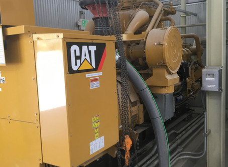 Conn Creek II 2.6MW Continuous Power Plant Decommission and Removal