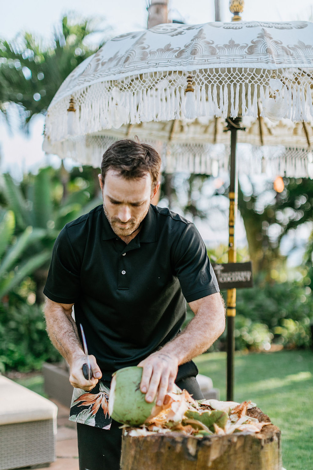 The Catered Coconut | Inspiration Events Hawaii | Jenna Lee Pictures | Unveiled Hawaii