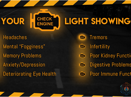 Check Engine Light – How Healthy is your Immune System?