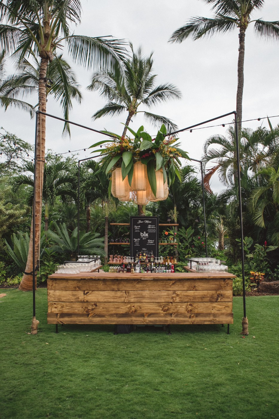 Hawaii Event Rentals || Inspiration Events Hawaii | Belle Destination Weddings and Events