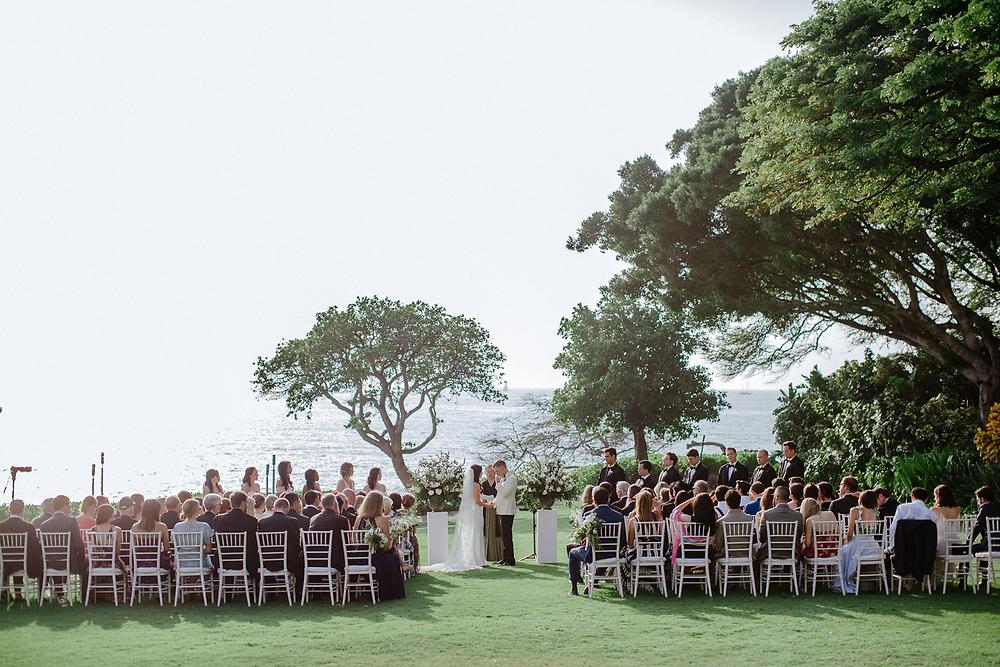 Big Island Mauna Kea Hotel Wedding | Hawaii Event Rentals | Inspiration Events Hawaii Blog