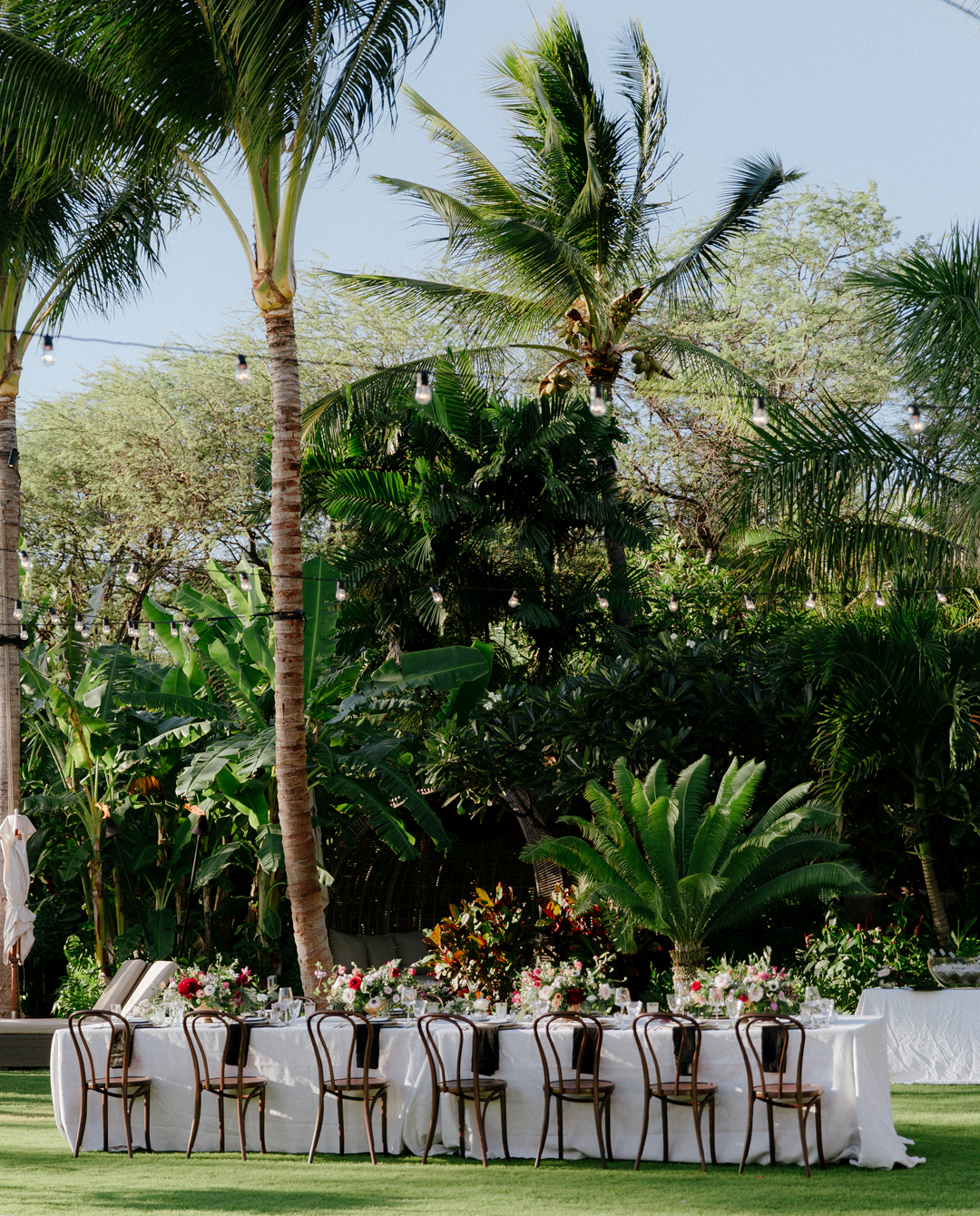 Four Seasons Lanai Wedding