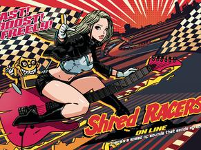 Concert en livestream : Shred RACERS ONLINE F2