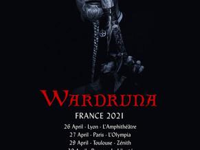 Wardruna : la tournée française