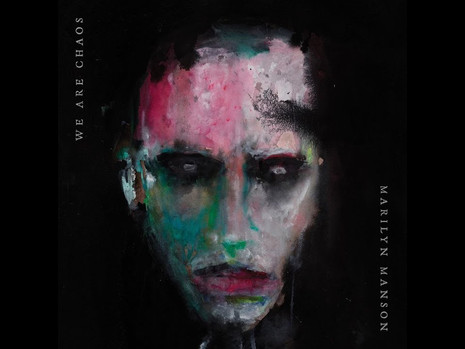 Marilyn Manson et 'WE ARE CHAOS'