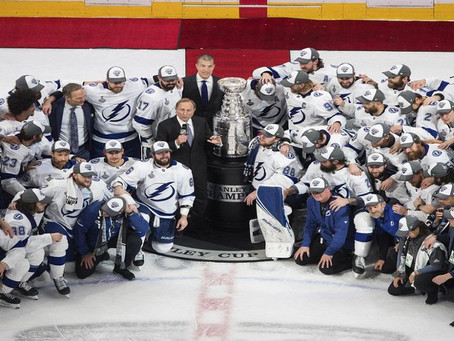 What Obstacles Must the Tampa Bay Lightning Overcome This Offseason In Order to Repeat